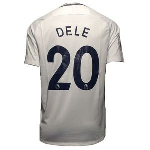 quality design ac83a 358ee 2017-18 Dele Alli #20 Men's Home Soccer Jersey NWT